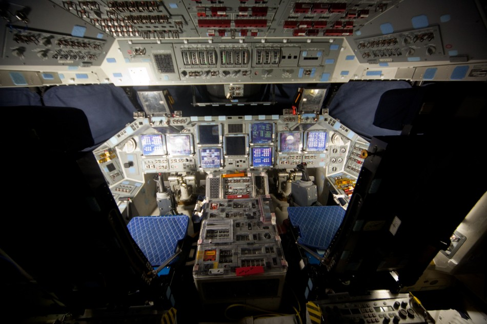 Shuttle Discovery Tour